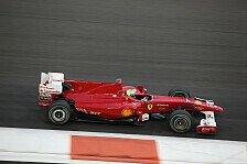 Formel 1 - Massa setzt Hoffnungen in Pirelli-Reifen