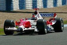 Formel 1 - Ricardo Zonta: Ein kleines Mädchen könnte den V8 fahren