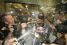 F1, Vettel, Verstappen & Co: Gaslys Vorgänger bei Red Bull