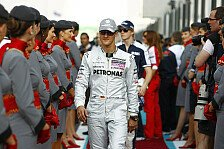 Formel 1 - Alonso von Schumacher begeistert