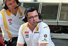 Formel 1 - Lotus Renault GP visiert 2011 Siege an