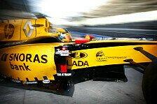 Formel 1 - Kubica würde für ein F1-Cockpit alles Geld geben