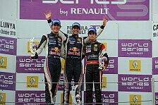 WS by Renault - Bilder: Spanien - 9. Lauf