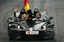 Formel 1 - Vettel brennt auf Racing außerhalb der F1
