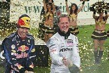 Schumacher, Vettel, Rast, Bernhard: Alle deutschen ROC-Sieger