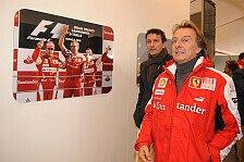 Formel 1 - Montezemolo macht sich über Red Bull lustig