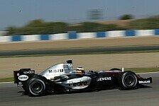 Formel 1 - Testing Time, Tag 3: Und immer grüßt der Silberpfeil