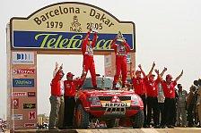Dakar - BFGoodrich jagt den achten Titel