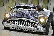 Auto - Essen Motor Show begeisterte 304.200 Besucher