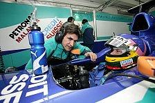 Formel 1 - Jacques Villeneuve: Spaß an der Arbeit