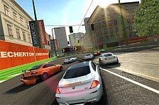 Games - iPhone-Rennspiel Real Racing 2 erschienen