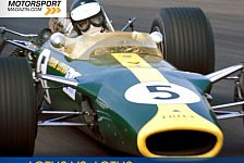 Formel 1 - RACEmag: Doppeltes Lotus