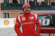 Formel 1 - Alonso kennt das Erfolgsrezept zum Titel