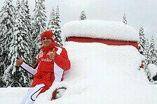 Formel 1 - Massa fühlt sich nicht unter Druck gesetzt