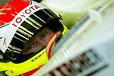 Mehr Motorsport - Toyota setzt auch 2005 auf den Nachwuchs
