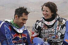 Dakar - Herbe Rückschläge für das HS RallyeTeam