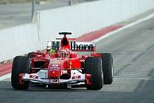 Formel 1 - Barcelona: Teams versuchen ihr Glück