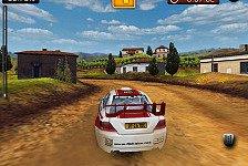 Games - Rallye-Simulation für mobile Geräte