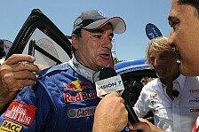 Dakar - Sainz feiert 2013 sein Comeback
