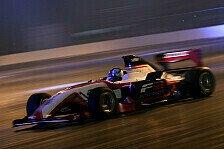 Formel 2 - Thiemo Storz feiert Formel-2-Debüt
