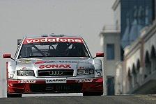 DTM - Frank Stippler und der Flair des Speed Parks