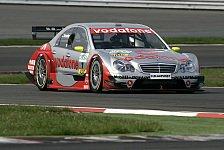 DTM - 2. Test: Mercedes-Duo übernimmt die Führung