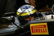 Formel 1 - Pirelli plant letzten Test mit de la Rosa