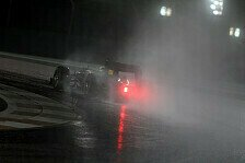 Formel 1 - Ex-F1-Piloten für künstliche Regenrennen