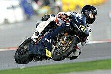 Superbike - Berger testet in Aragon weiter