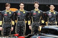 Formel 1 - Grosjean stand nicht zur Debatte