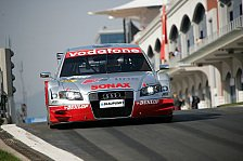 DTM - Audi - Dämpfer im Titelkampf