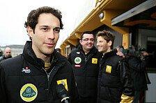 Formel 1 - Senna: Kein Shoot-out, sondern Testeinsatz