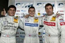 DTM - Qualifying & Super Pole: Mercedes-Quartett dominiert