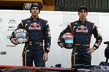 Formel 1 - Buemi & Alguersuari spüren keinen Extra-Druck