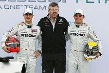 Formel 1 - Ross Brawn wird Ehrendoktor