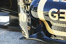 Formel 1 - Michael: Pro und Contra des Renault-Auspuffs