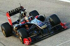 Robert Kubica in Valencia vor erstem Formel-1-Test seit Rallye-Unfall