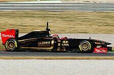 Formel 1 - Kubica: Der Unfall macht mich stärker