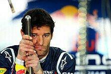 Formel 1 - Horner: Webber muss sich gedulden