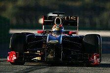 Formel 1 - Renault: Erfahrung gibt Ausschlag