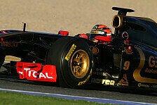 Formel 1 - Kubica wieder bei Bewusstsein