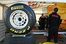 Formel 1 - Pirelli läutet Ende der Einstopp-Strategien ein