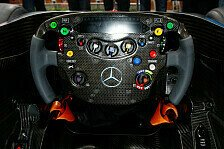 Formel 1 - Das Formel-1-Lenkrad unter der Lupe