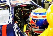 Formel 1 - Webber sieht Red Bull auf gutem Weg