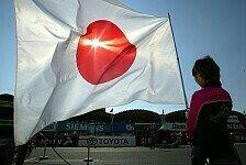 Formel 1 - Rennkalender 2006: Japan und China tauschen die Plätze