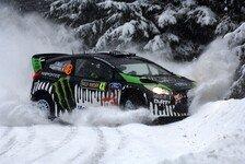 Mehr Rallyes - Video - Ken Block: Mit Metal durch den Schnee