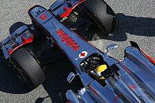 Formel 1 - Hamilton lobt das neue Auto