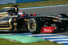 Formel 1 - Petrov möchte Kubicas Lücke füllen