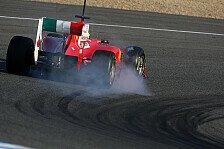 Formel 1 - Analyse zu den Testfahrten in Jerez