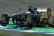 Formel 1 - Williams stellt neue Lackierung vor